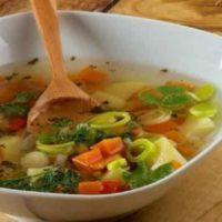 Худеем со вкусом: диетический суп!