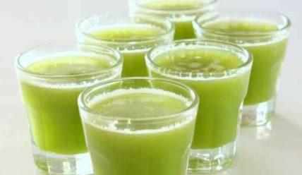 Имбирно-огуречный напиток, который эффективно снижает вес!