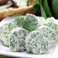Домашний сыр из кефира и сметаны