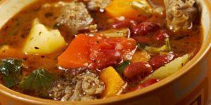 Первые блюда на каждый день:10 вкуснейших супов! 4