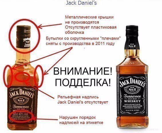 Как отличить настоящий элитный алкоголь от подделки 3