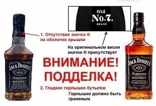 Как отличить настоящий элитный алкоголь от подделки 4