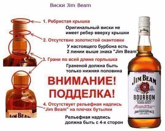 Как отличить настоящий элитный алкоголь от подделки 7
