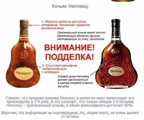 Как отличить настоящий элитный алкоголь от подделки 8