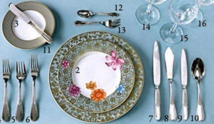 Каждая хозяйка должна это знать: как правильно сервировать стол