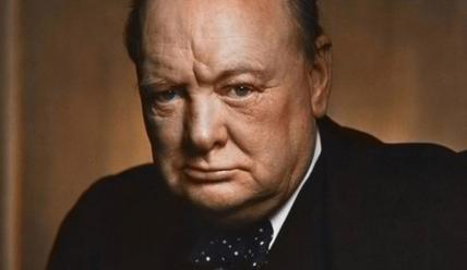"""Уинстон Черчилль: """"Любой кризис – это новые возможности."""""""
