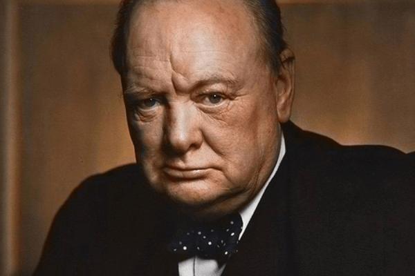 """Уинстон Черчилль: """"Любой кризис – это новые возможности."""" 5"""