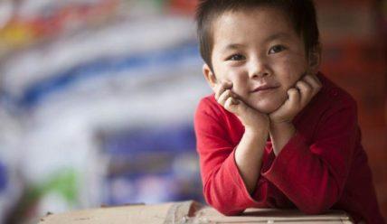 Правила тибетского воспитания детей!