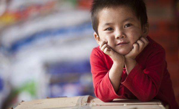 Правила тибетского воспитания детей! 1