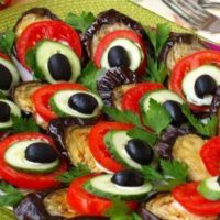 21 один рецепт блюд из баклажанов!