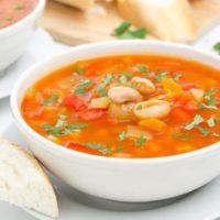 Первые блюда на каждый день:10 вкуснейших супов!