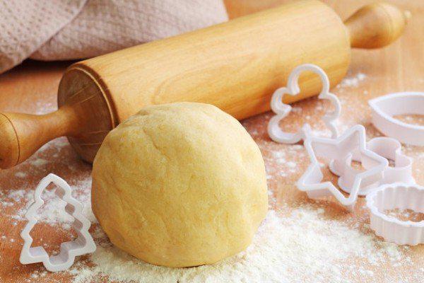 Песочное тесто за 5 минут!