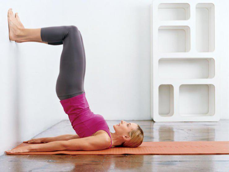 Это упражнение избавит вас от толстого живота всего за 2 недели! 1