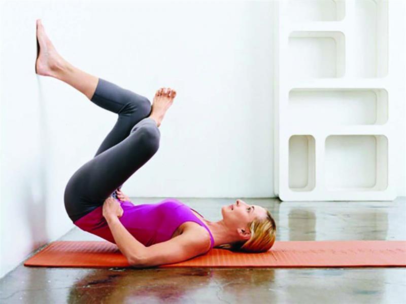 Это упражнение избавит вас от толстого живота всего за 2 недели! 5