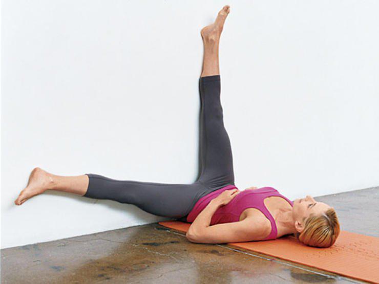 Это упражнение избавит вас от толстого живота всего за 2 недели! 2