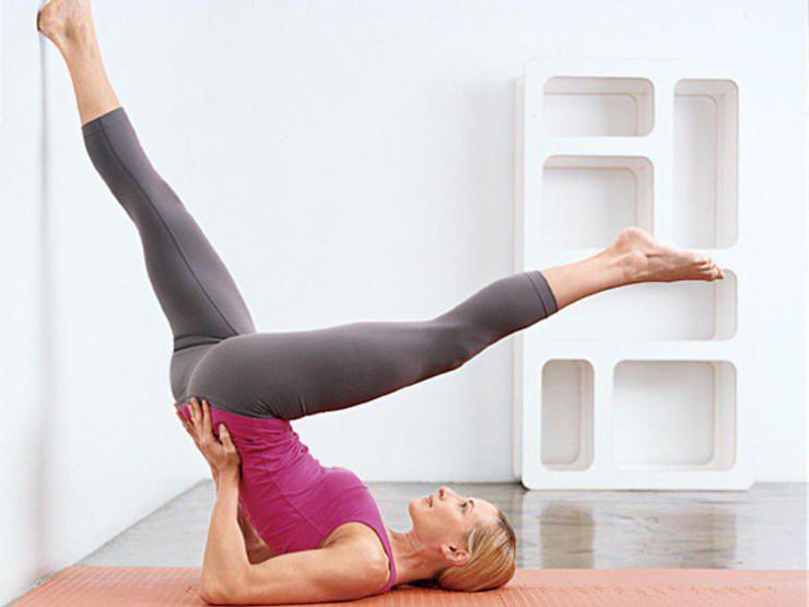 Это упражнение избавит вас от толстого живота всего за 2 недели! 4